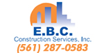 EBC Construction Services, Inc. Top Recommended Shell Contracting Services Florida.